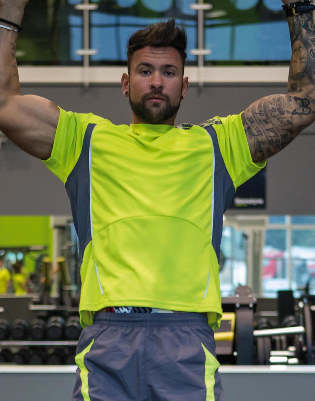 Koszulka treningowa Spiro