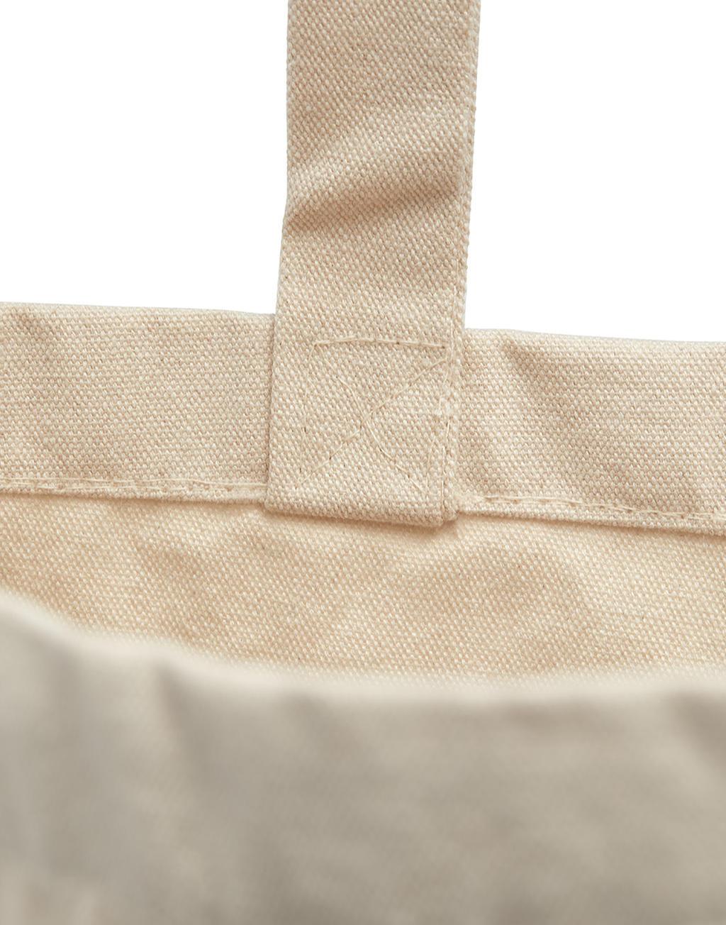 zdjęcia: Robimy nadruki na Bawełniana torba płócienna LH z klinem