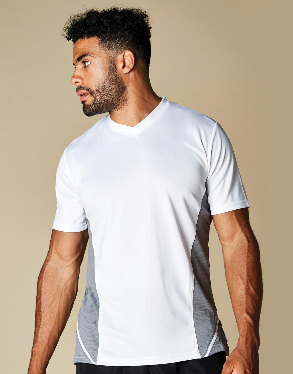 T-shirt V-neck Cooltex® Regular Fit