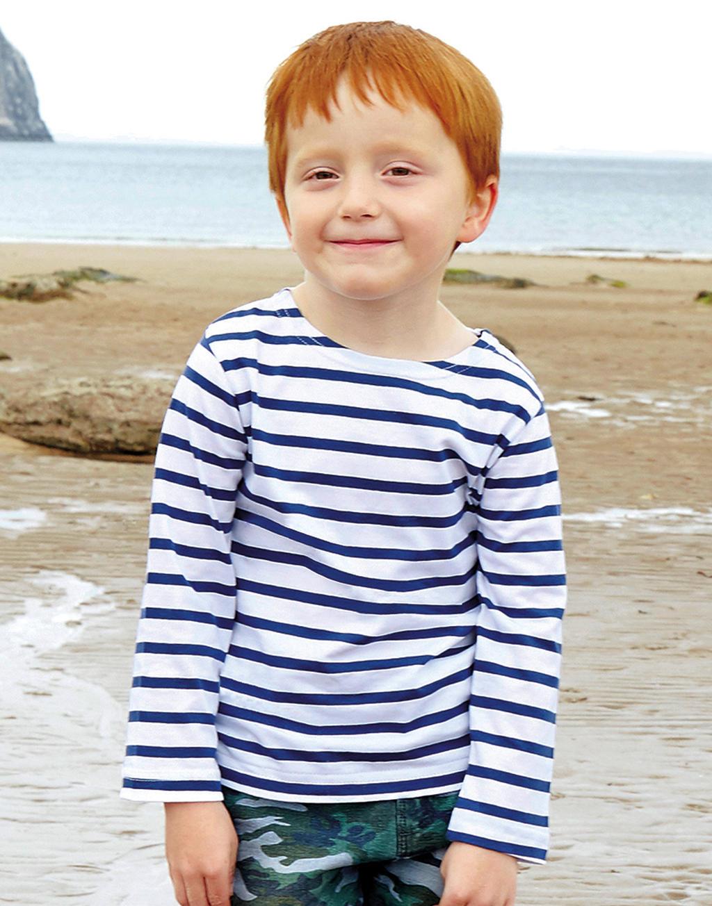 Dziecięcy podkoszulek Breton