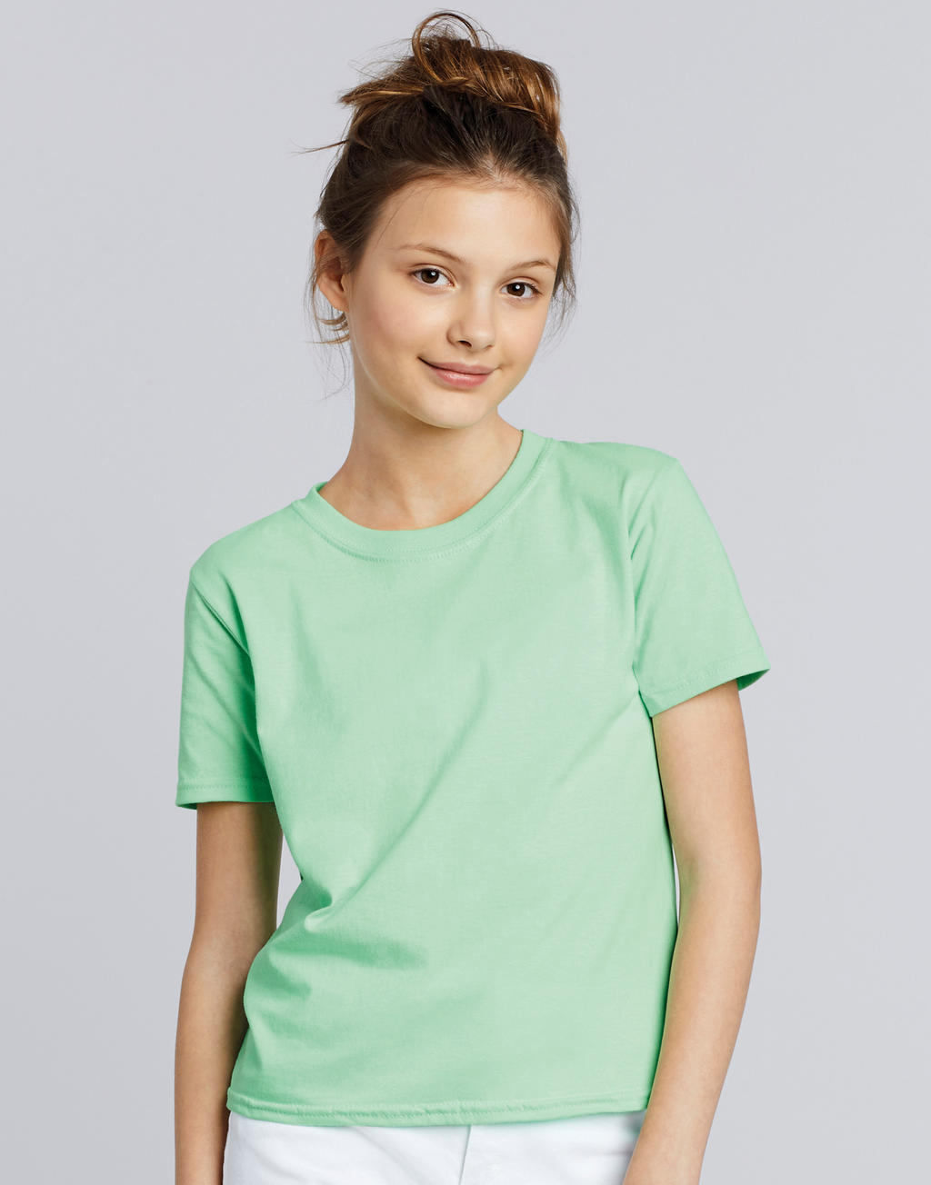zdjęcia: Robimy nadruki na Dziecięcy T-shirt Softstyle Ring Spun