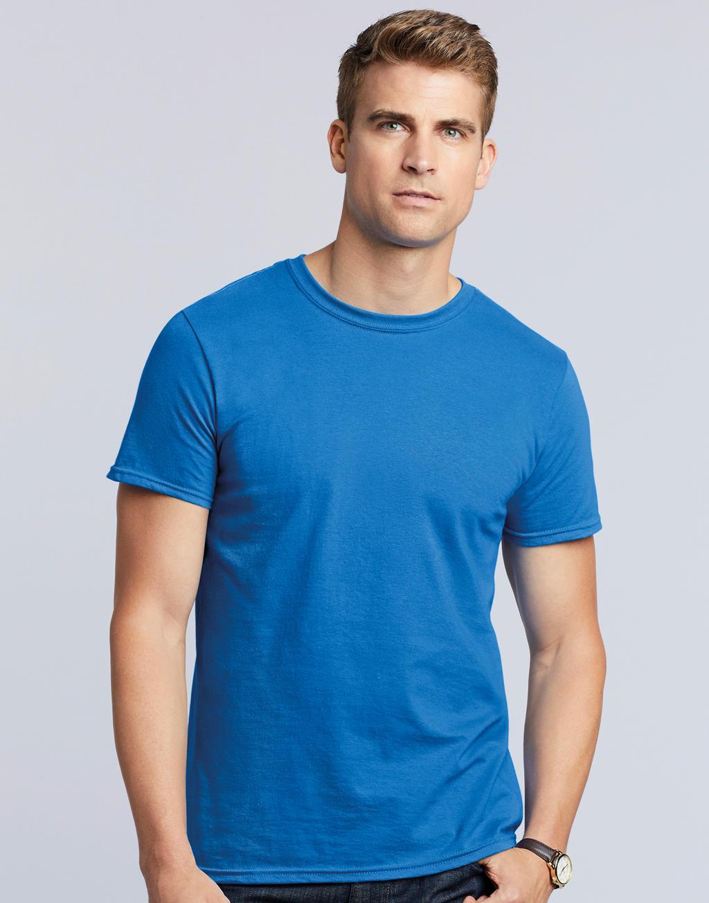 zdjęcia: Robimy nadruki na T-shirt Softstyle Ring Spun