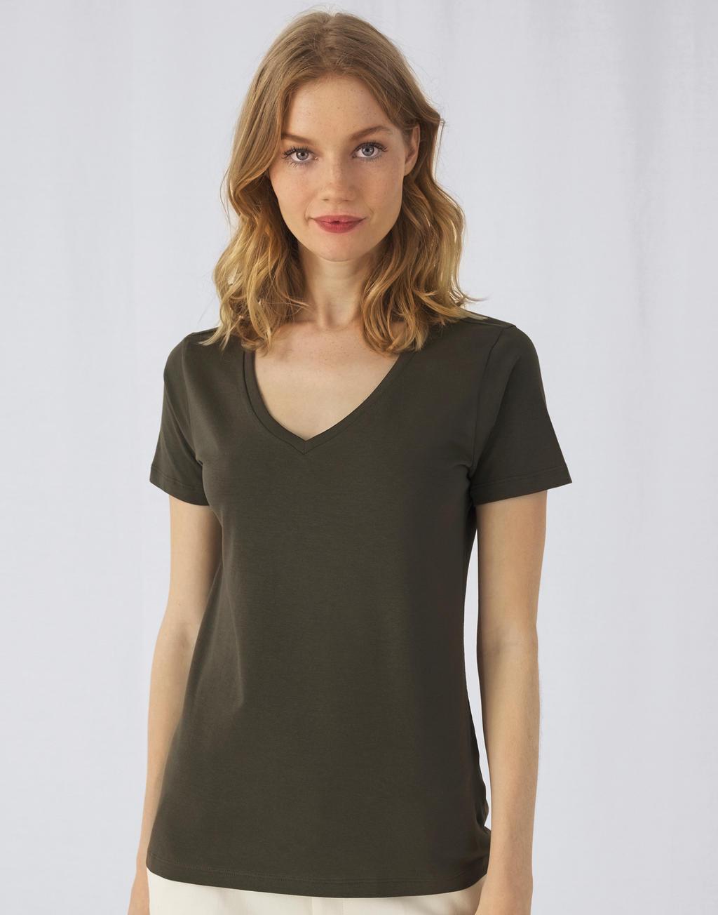 Organic Inspire V /women T-Shirt