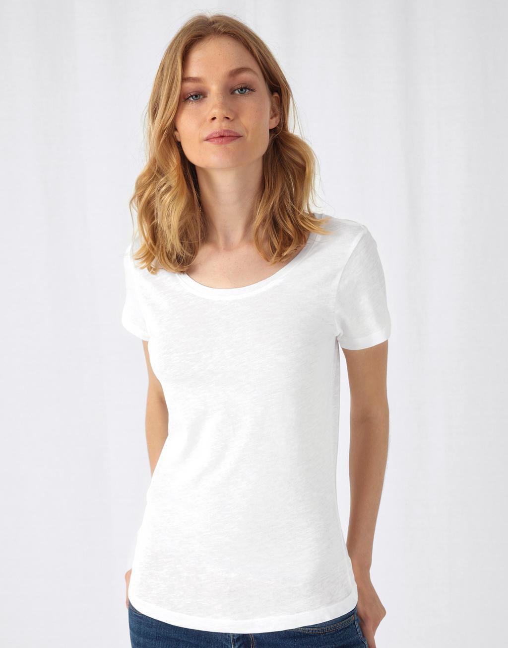 Organic Inspire Slub /women T-shirt