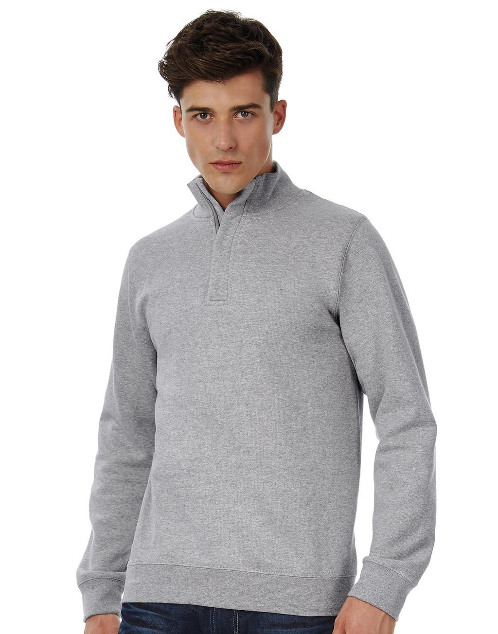 Bluza z krótkim zamkiem ID.004
