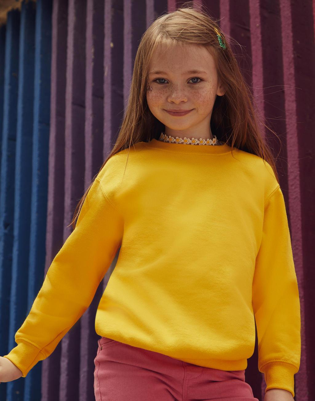 zdjęcia: Robimy nadruki na Klasyczna bluza dziecięca
