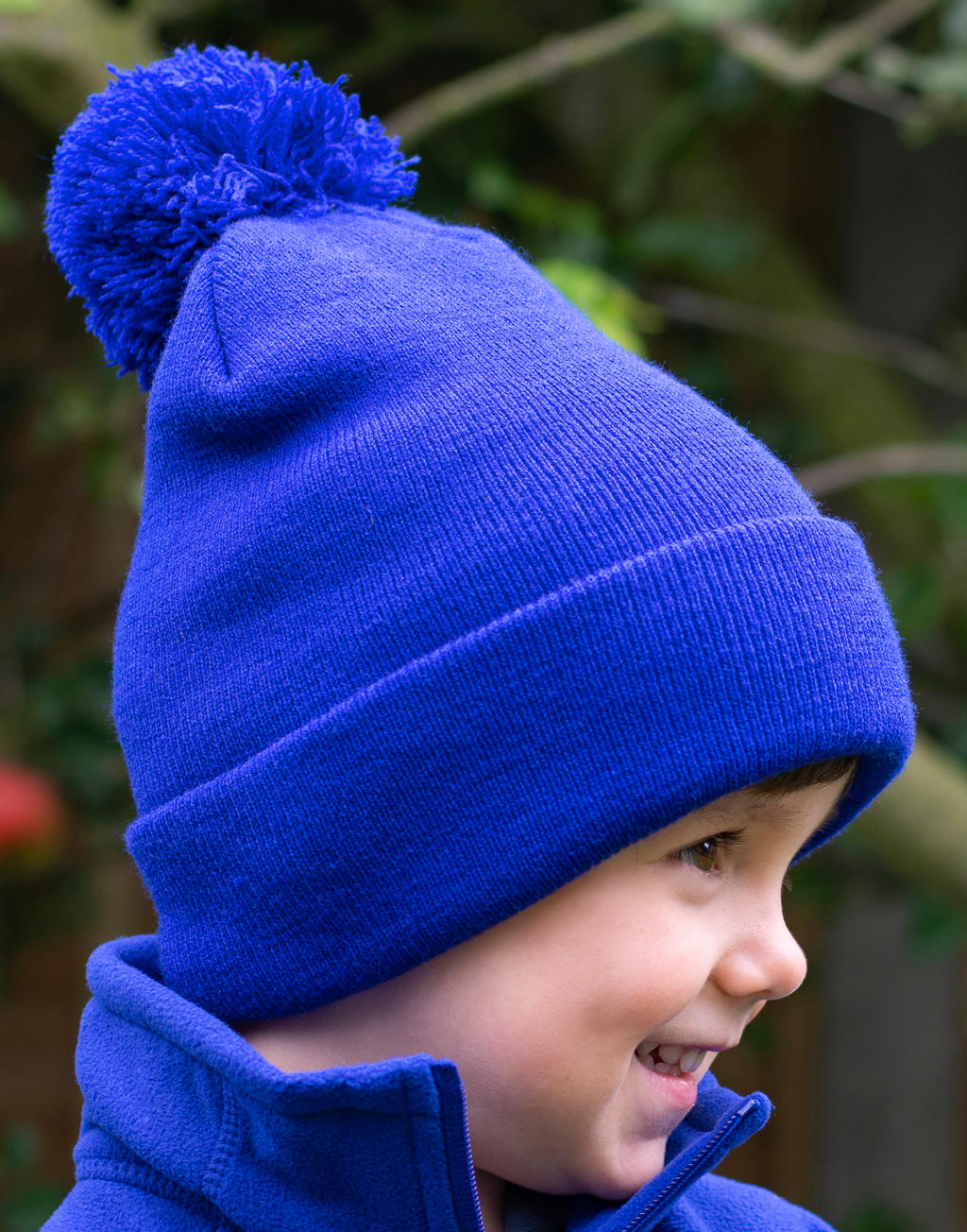 Dziecięca czapka Pom Pom Beanie