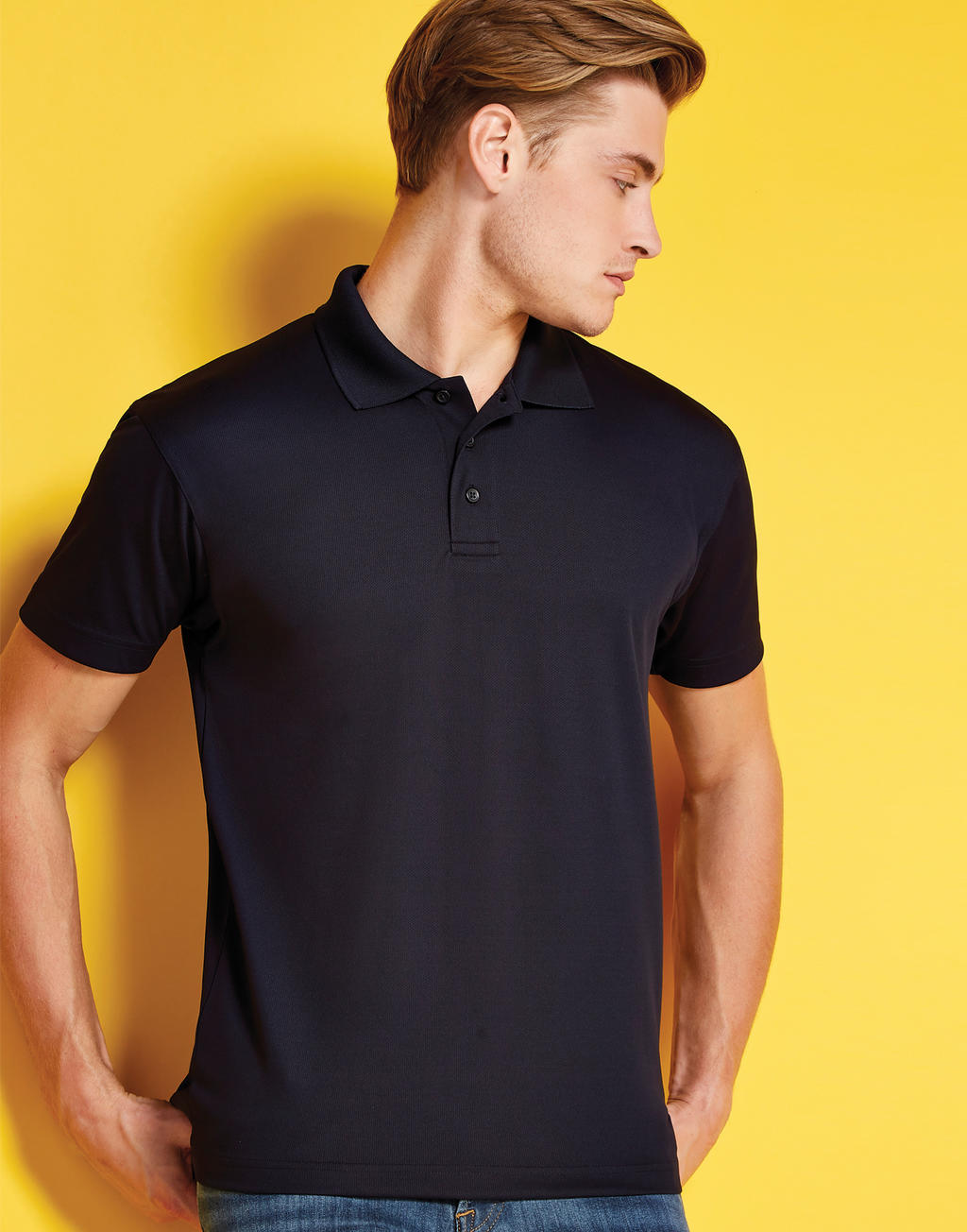 Polo Cooltex® Plus Micro Mesh Regular Fit