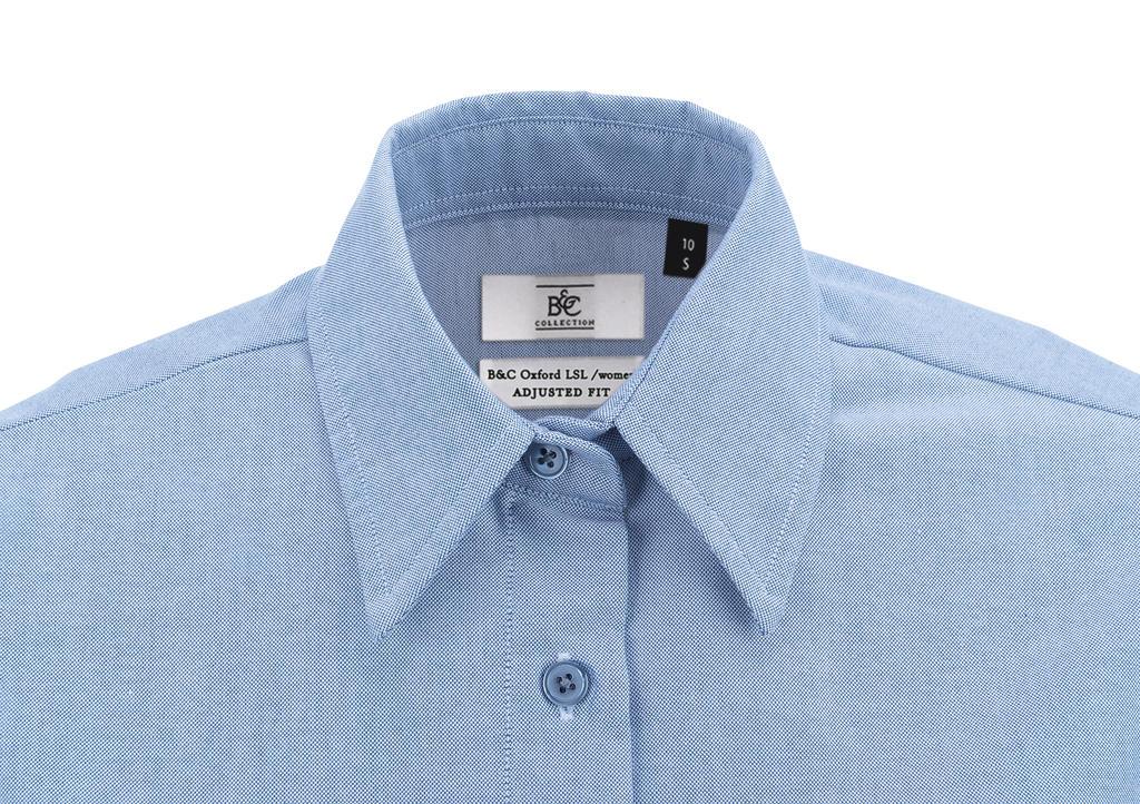 zdjęcia: Robimy nadruki na Bluzka Oxford z krótkimi rękawami