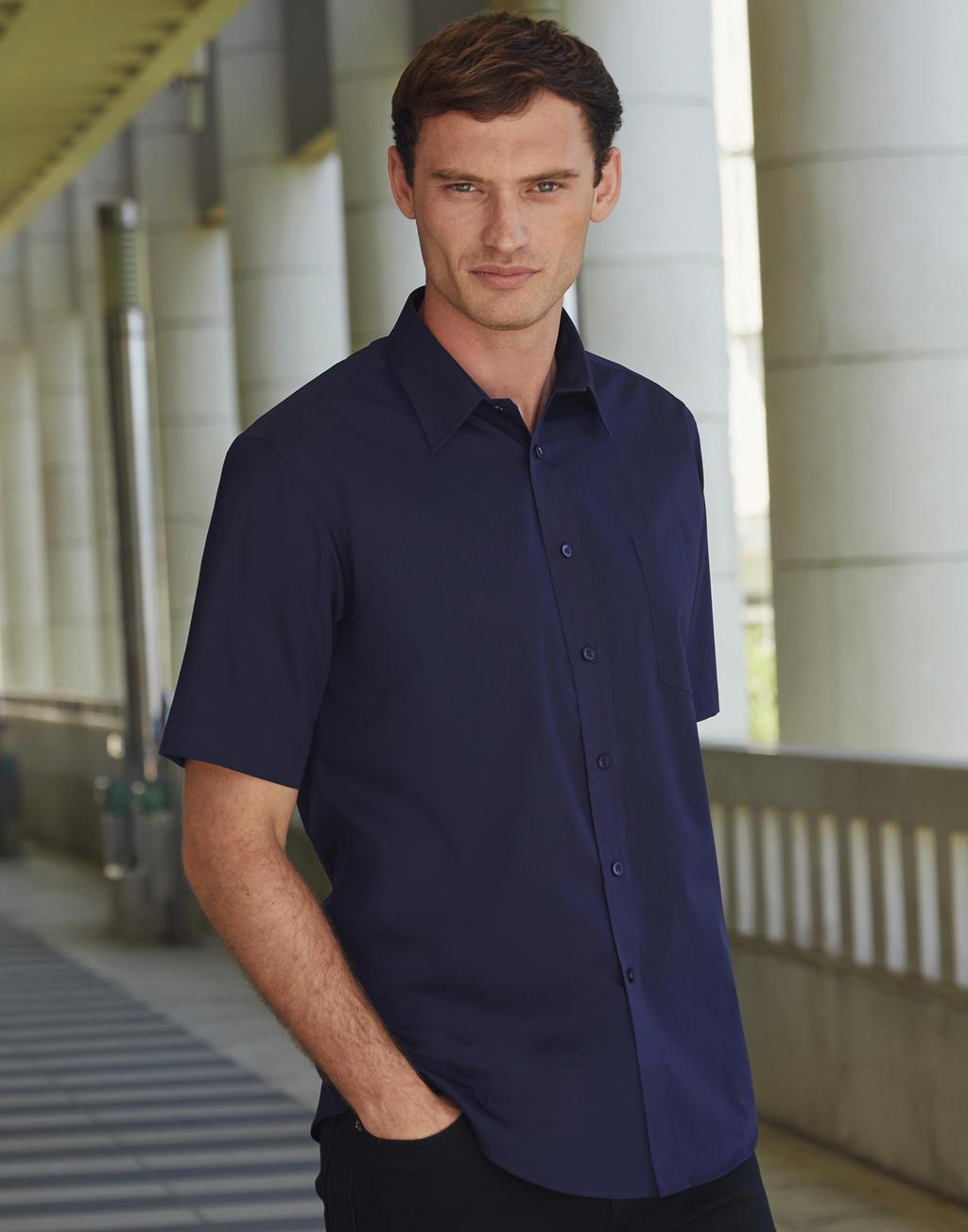 Koszula z krótkimi rękawami
