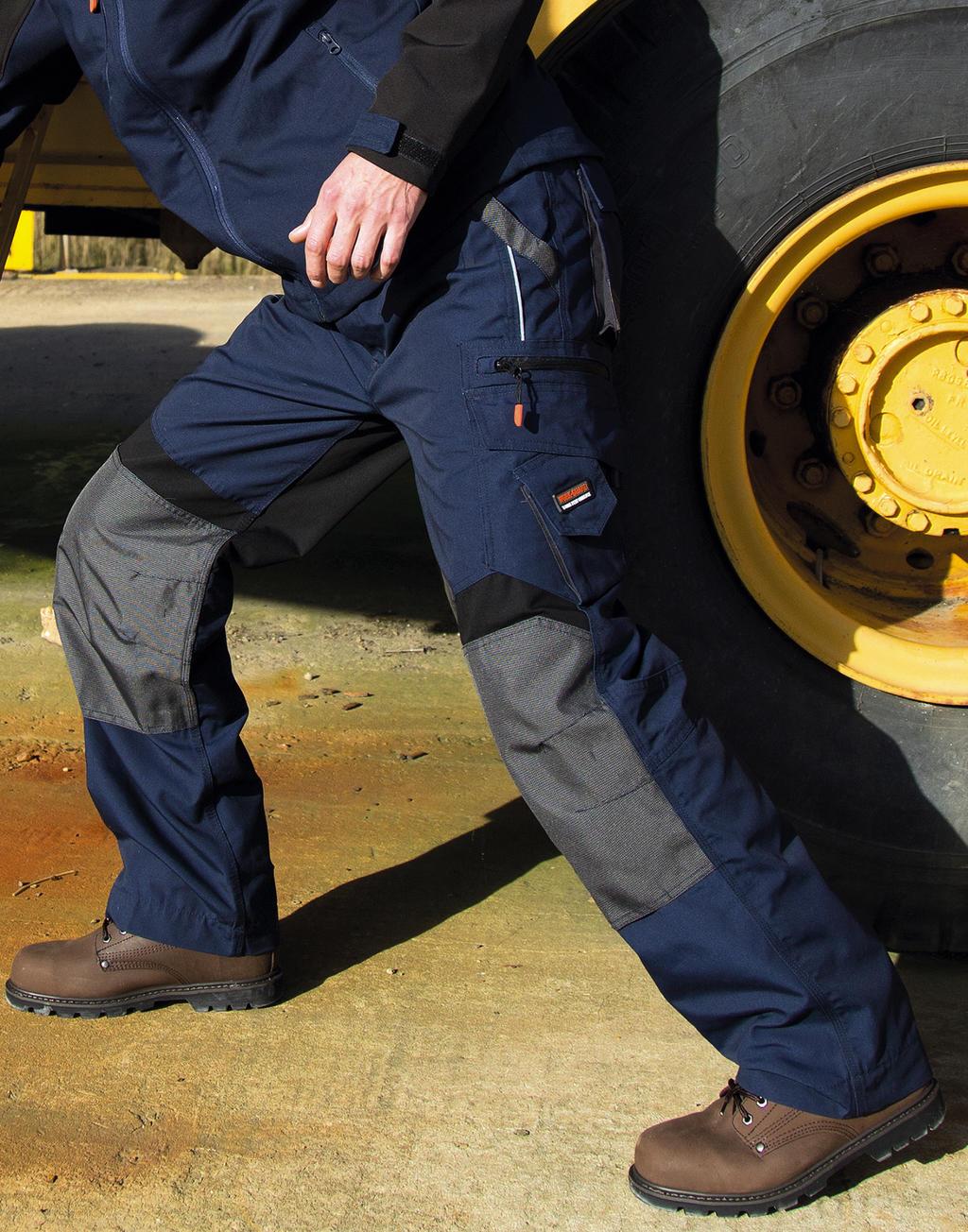 zdjęcia: Robimy nadruki na Spodnie techniczne Work-Guard