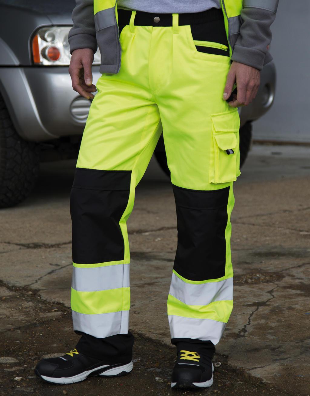 Spodnie Safety Cargo