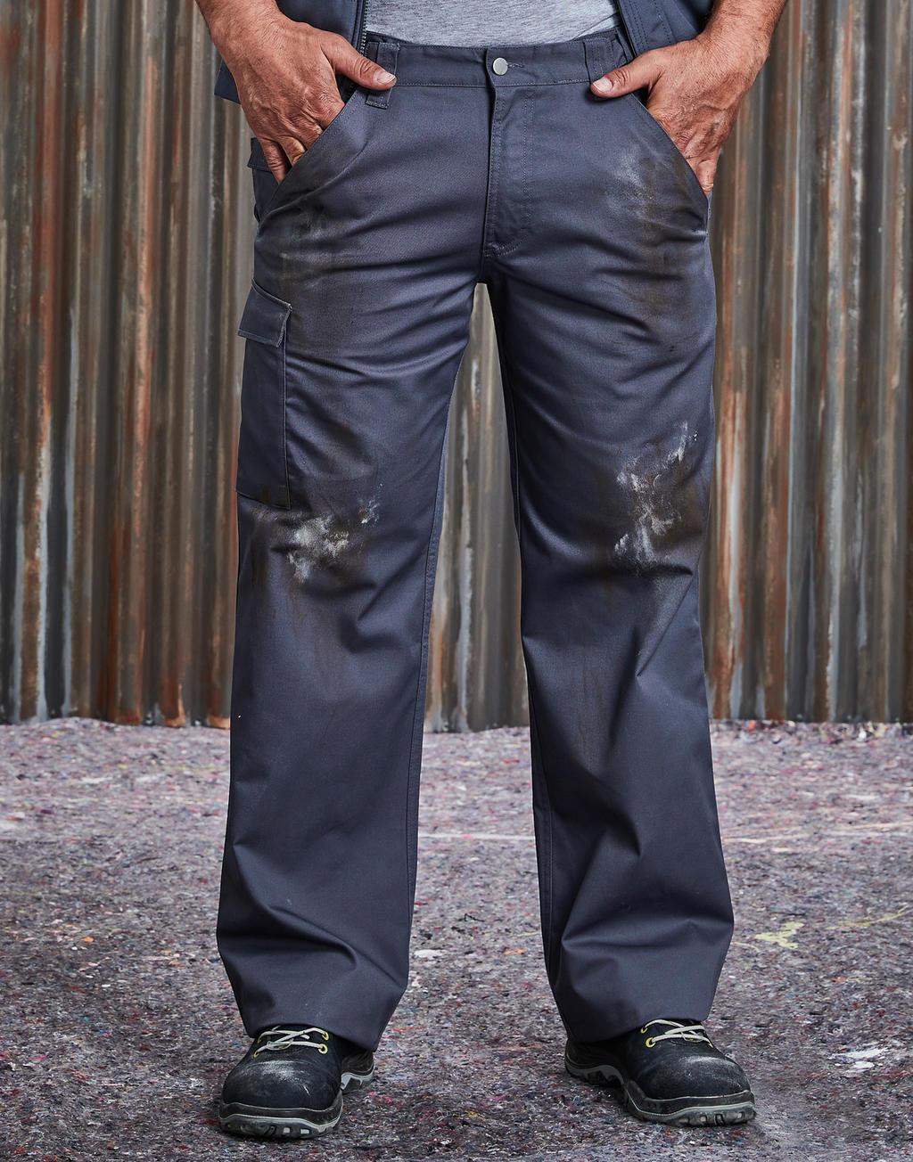 """Spodnie robocze Twill długość 32"""""""