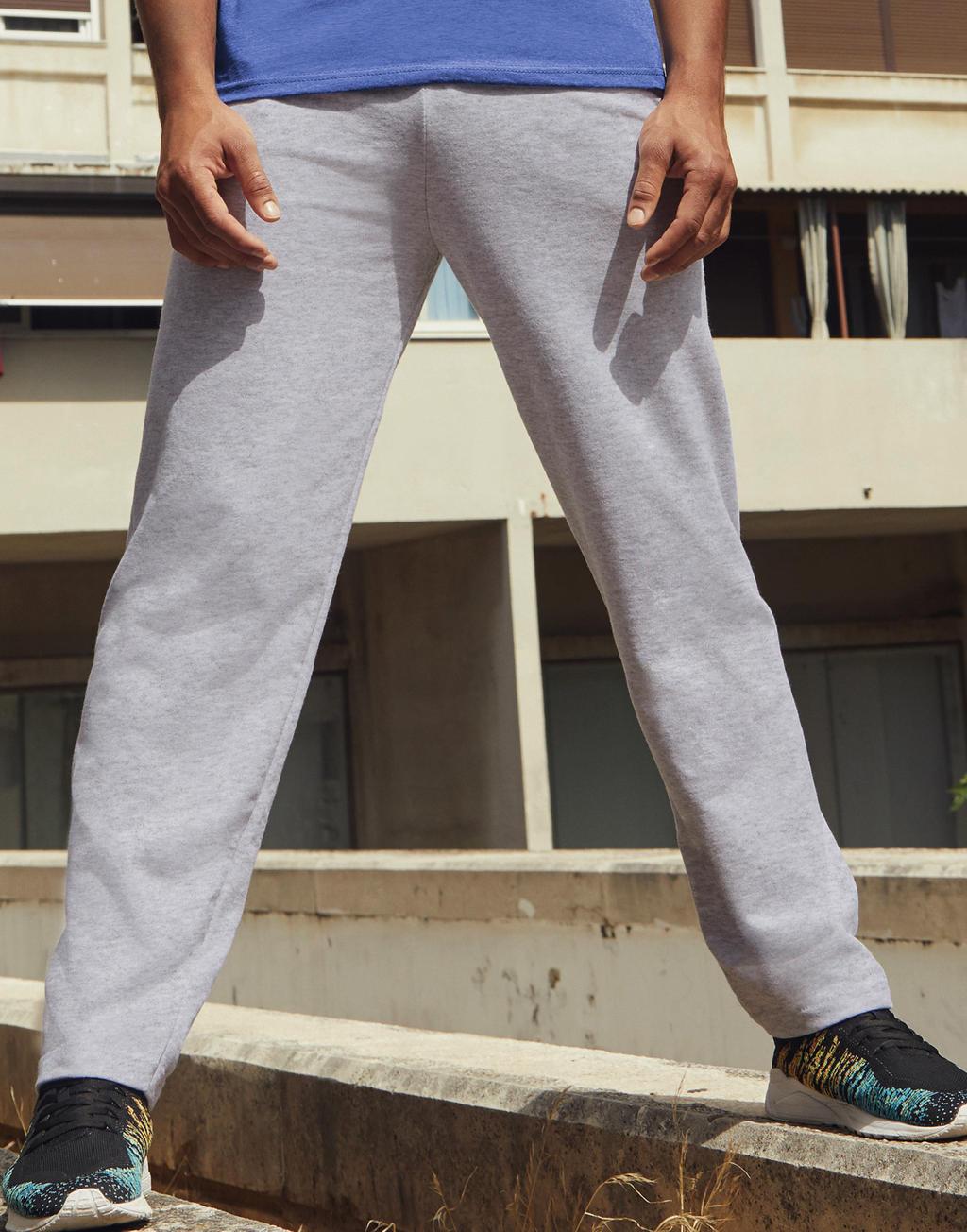 zdjęcia: Robimy nadruki na Lekkie spodnie do biegania