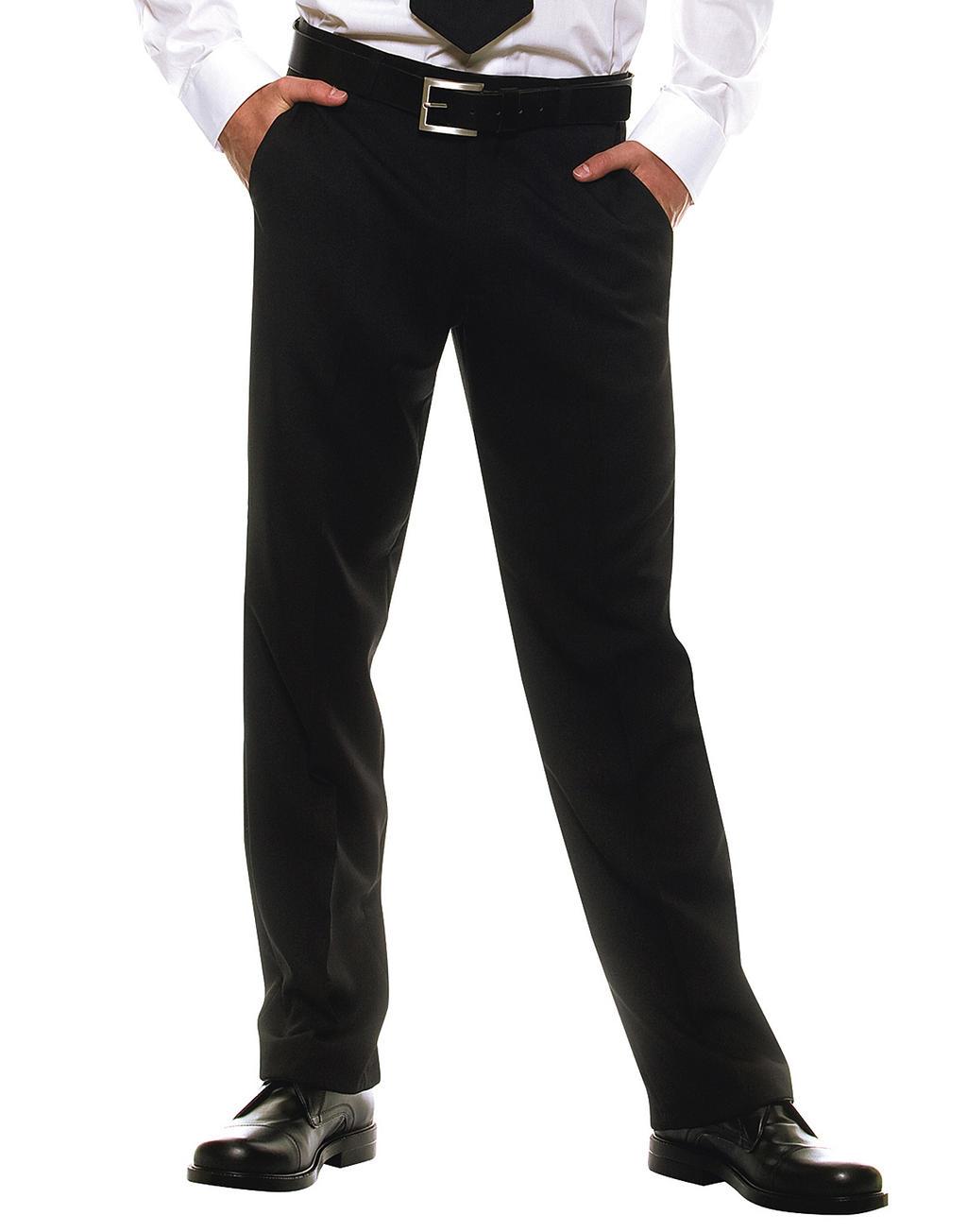 zdjęcia: Robimy nadruki na Męskie spodnie kelnerskie Basic