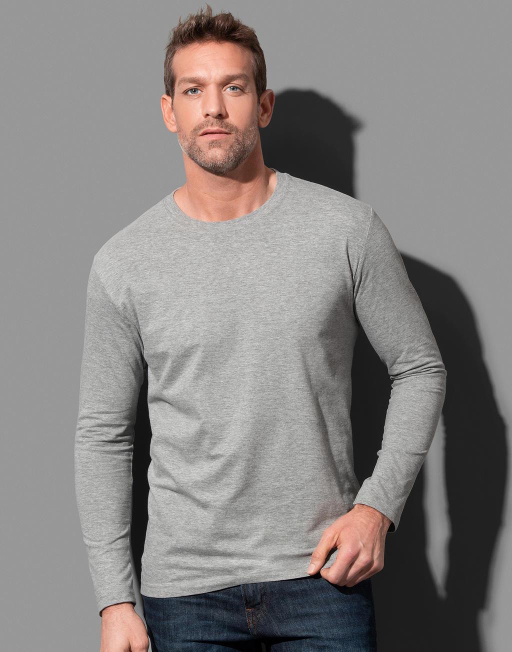 Koszulka Comfort 185 z długim rękawem