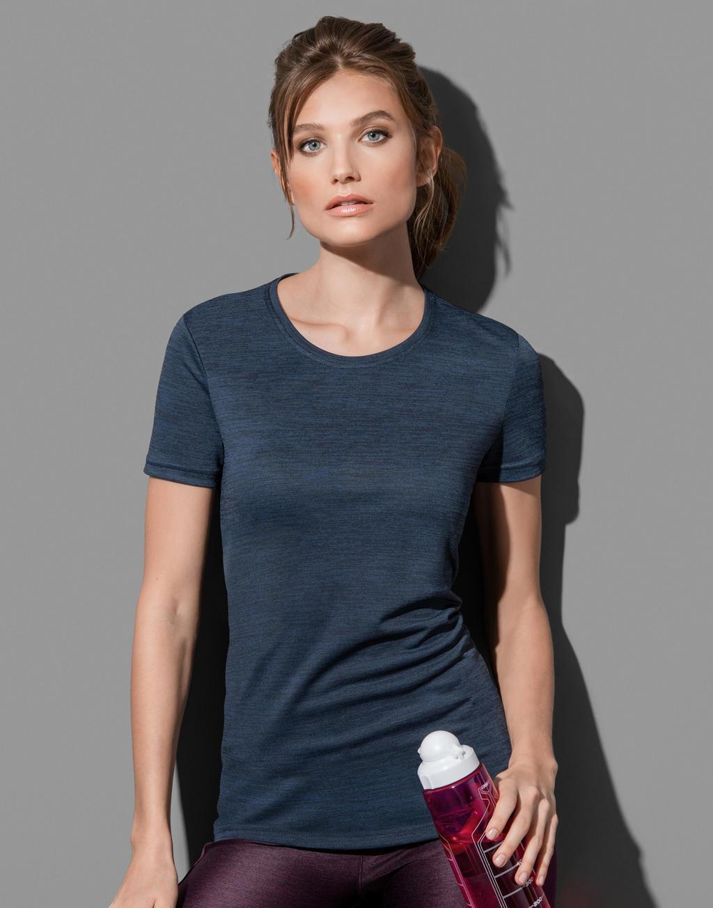 Damski T-shirt Intense Tech