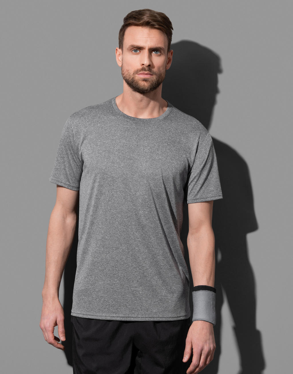 Męska koszulka Sports-T Move Recycled